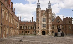 Eton College Berkshire