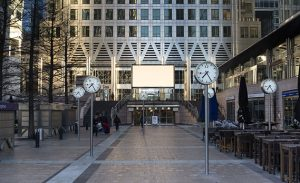 Canada Square, Canary Wharf London